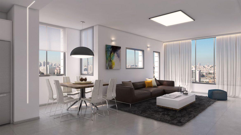 עיצוב בית מודרני