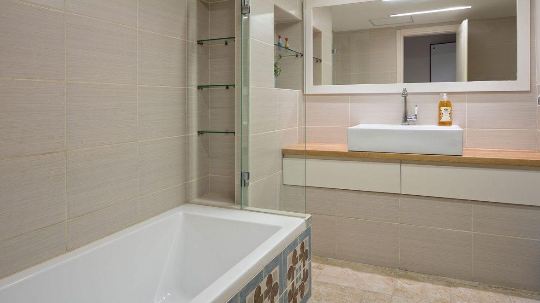 חדרי אמבטיה עיצוב